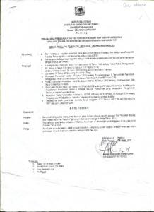 Sk Tim Penyusunan Borang Akreditasi Document Repository